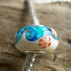 Beachy Pandora.....love!!!! I want to get married on the beach... This wld be a great charm to remember that by