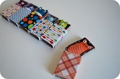 Matchbox Monsters...maybe we need to have a monster themed birthday party!