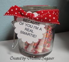 To remember for later on, Easy Teacher Gift: This idea is so stinkin' easy but so thoughtful! Description from pinterest.com. I searched for this on bing.com/images