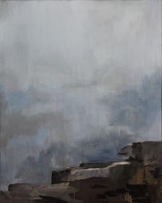 "Saatchi Art Artist Andrea Jennings; Painting, ""Ireland, #1"" #art Saatchi Art, Ireland, Original Paintings, Canvas, Artist, Tela, Artists, Canvases, Irish"