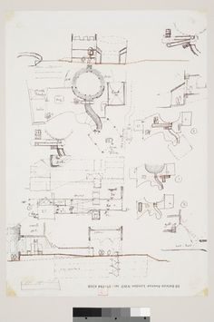 James Stirling drawings
