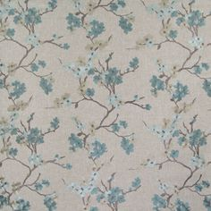 The G6913 Lagoon upholstery fabric by KOVI Fabrics features Floral pattern and Blue, Teal as its colors. It is a Embroidery type of upholstery fabric and it is made of 73% Polyester, 27% Cotton With 100% Rayon Embroidery material. It is rated Exceeds 6,000 double rubs (heavy duty) which makes this upholstery fabric ideal for residential, commercial and hospitality upholstery projects. This upholstery fabric is 51 inches wide and is sold by the yard in 0.25 yard increments or by the roll.
