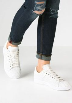 adidas Originals - STAN SMITH  - Sneakers - offwhite/white 949 kr