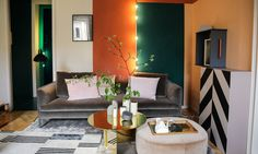 Arianna Lelli Mami and Chiara Di Pinto, the founders of Studiopepe, are a creative Italian duo to watch. The Socialite Family meets them. Italian Interior Design, Socialite Family, Home Id, Italian Furniture, Apartment Design, Colour Schemes, Identity Design, Design Projects, Decoration