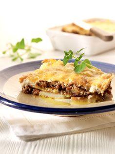 Griekse moussaka http://njam.tv/recepten/griekse-moussaka