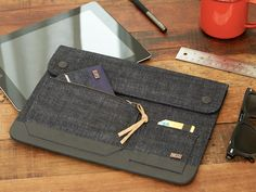 Organic Raw Denim #iPad #Case