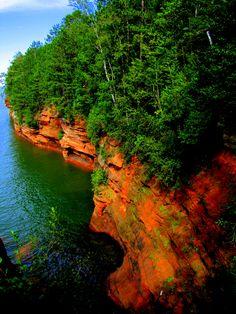 NW Wisconsin-Apostle Islands
