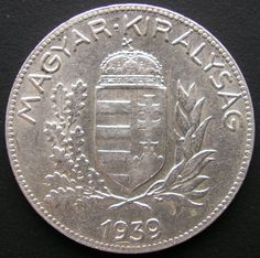 Coins of the Hungarian pengő Homeland, Love Her, Coins, Personalized Items, Retro, Life, Coining, Rustic, Mid Century