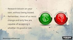 If you want to be informed about how different words are being used for bitcoin, this is a rundown on what they really mean.  Your one stop for Bitcoin Casino Visit - http://BitcoinCasinoAffiliate.com