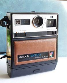 Kodak EK100 #vintage #camera