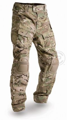 Штаны Crye Precision G3 Combat Pants - Multicam + наколенники Crye Precision Airflex™ Combat Knee Pads