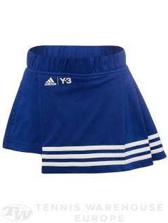 Love this asymmetrical skirt for ballgirls at Roland Garros 2016 #adidas #yohjiyamamoto