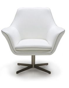 contemporary swivel lounge chairs