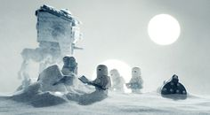 LEGO Characters Reenacting 'Star Wars' Will Make You Feel Like A Kid Again