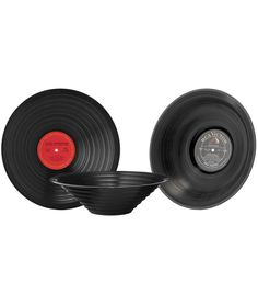 THESE ARE SO COOL!!!  RECORD BOWLS | Recycled Vinyl, LP, Album | UncommonGoods