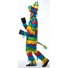 Pinata kostuum ezel. Carnavalskleding 2016 #carnaval