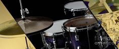 Drums Collection by Marvin Blaine