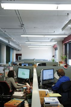 People are working on best cubicles :) #cubicles
