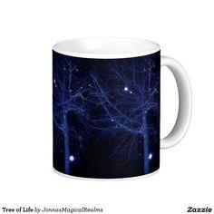 Tree of Life Classic White Coffee Mug
