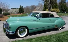 1948 Buick Roadmaster ... tribute to the chrome gods of American car design