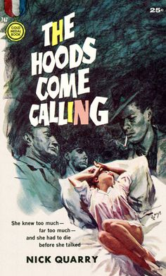 The Hoods Come Calling by McClaverty, via Flickr