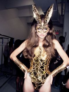 disco gold bunny, why not??