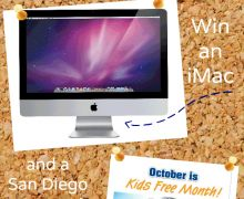Back-to-School iMac Giveaway