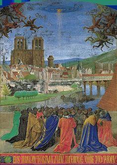 Fouquet. Heures d'Etienne Chevalier
