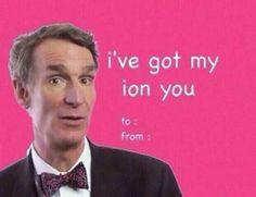 Science Valentine