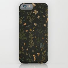 Buy Old World Florals iPhone & iPod Case by Jessica Roux . Worldwide shipping available at Society6.com. Just one of millions of high quality products available.