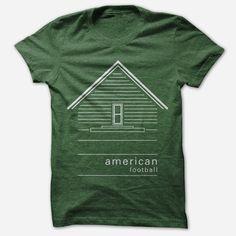 House Emerald Tri-Blend - American Football - Hello Merch