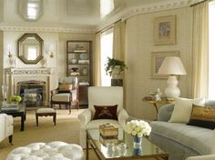 Lacquered ceiling::Gloss! High gloss! Shine! Polish! Lacquer! - Driven by Decor