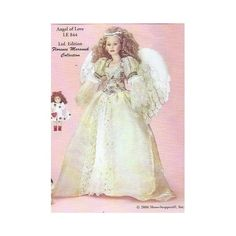 Angel of Love   Show Stoppers Doll Toys