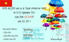 Come and Join with us.. XII IPA 4  #lovelyVietnam