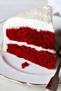 NYT Cooking: This is similar to the original recipe that began the red velvet craze. It was developed by the Adams Extract company in Gonzales, Tex. The original recipe, popularized in the 1940s, called for butter flavoring and shortening and is usually iced with boiled milk, or ermine, frosting.