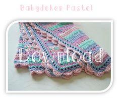 Babydeken-pastel download