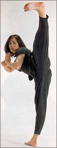 Shannon Lee  #badass!  :)