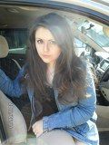Irishka wants to meet a 21-28 years old man from North America, Europe.