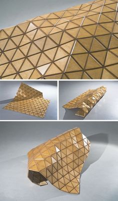Woodskin: Flexible Hybrid Material Makes Wood Modular