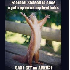 Football season!!! :)