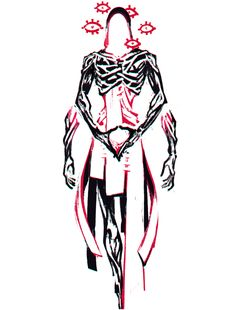 "kadabura: ""Angels of some sort. Fantasy Character Design, Character Design Inspiration, Character Concept, Character Art, Character Creation, Monster Concept Art, Monster Art, Ps Wallpaper, Arte Obscura"