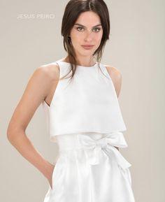 Vestido novia JESUS PEIRO 7040 JESUS PEIRO gown  MIRTILLI COLLECTION 2017