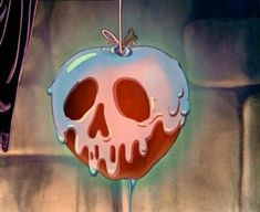 Snow White Apple   ust like snow white s poison apple two statements have hit me with a ...