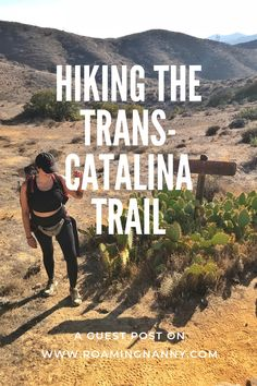 Opt outside for a weekend and hike the Trans Catalina Trail on Santa Catalina Island. Just off the coast of California this island is a quick escape. Weekend In Portland, Visit Portland, Portland Maine, Santa Catalina Island, Two Harbors, California Coast, California Travel, Northern California, Cozumel Mexico