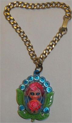 Liddle Kiddles Jewelry - 1960s., I still have this one! She is my grape doll