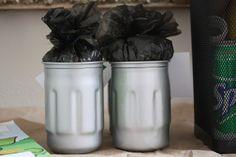 DIY * Trash can Tutorial