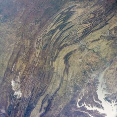 Appalachian Mountains (NASA astronaut photograph)