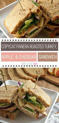 The BEST Turkey Sandwich