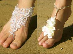 Sapato | Casamento na Praia