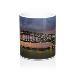Sydney Harbour Bridge New South Wales Wraparound Mug 11oz